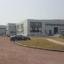 Hangar PEV - Kinshasa (République Démocratique du Congo)