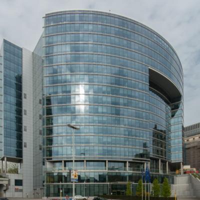 Bâtiment LEX - Bruxelles
