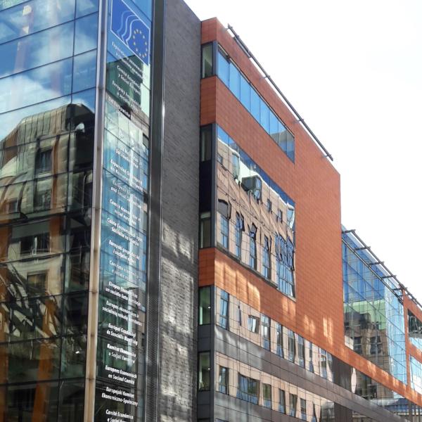 Belliard I&II – Etterbeek (Bruxelles)