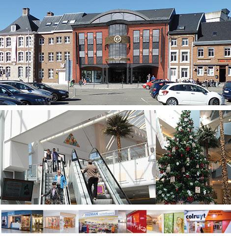 Eupen Plaza Shopping Center - Eupen (Liège)