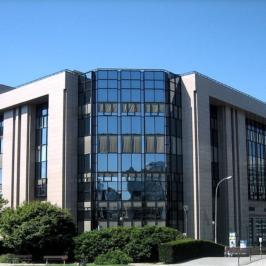 Bâtiment Justus Lipsius - Bruxelles