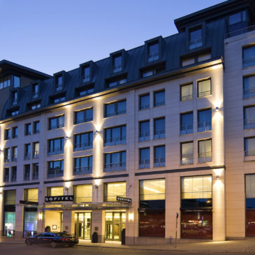 Hôtel Sofitel – Etterbeek (Bruxelles)