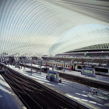 Gare des Guillemins – Liège (Wallonie)